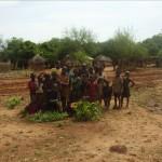 Kids and their village