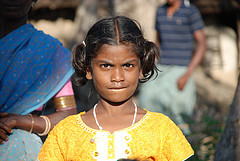 Young Girl from Mathakoil