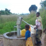 Clean water restored