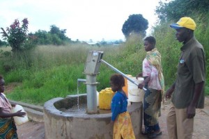 Clean water restored