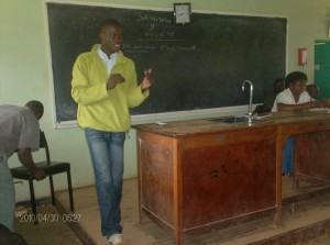 The Water Project : facilitating