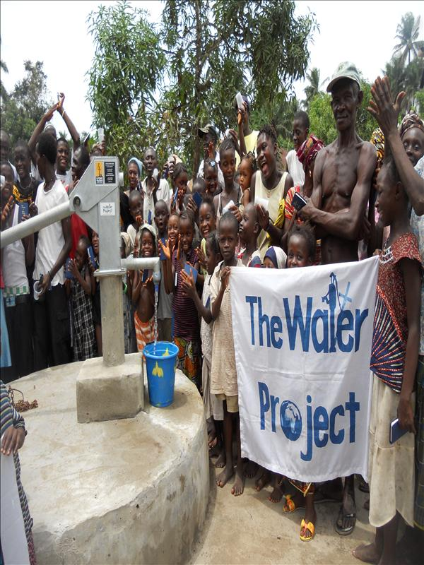 Photo of Makoybondo Village Well Repair Project