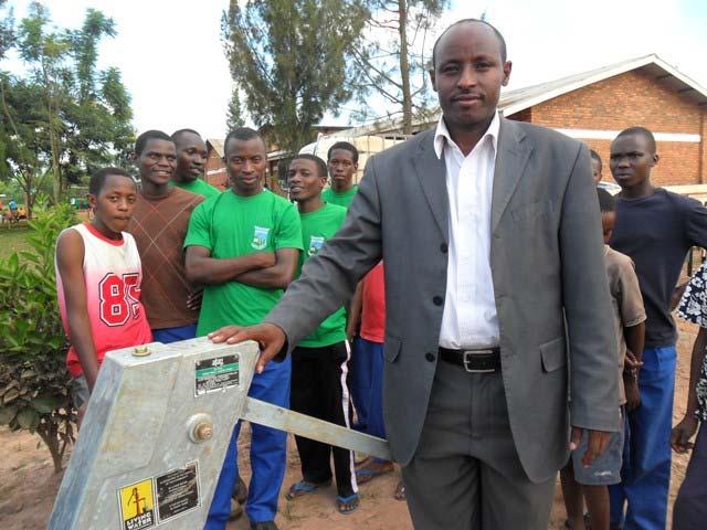 Photo of Nyamirama Secondary School Well