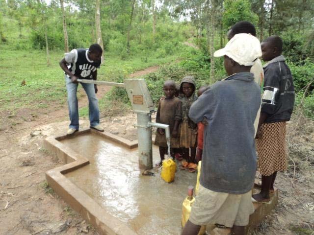 Photo of Nyabisindu Community Well