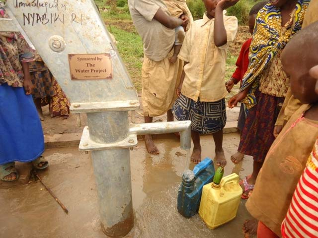 Photo of Nyabikiri Community Well