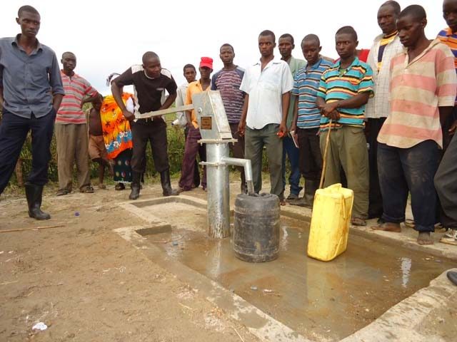 Photo of Karangazi Community Well