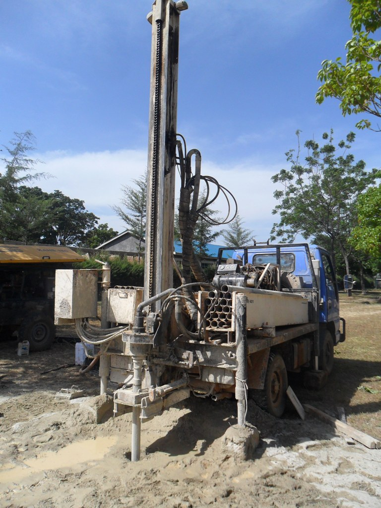 The Water Project : drilling-lwanda-k-school-1