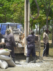 The Water Project : drilling-lwanda-k-school-7