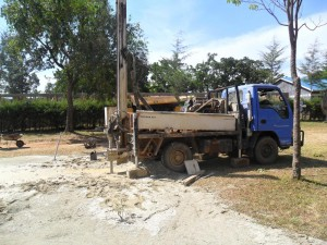 The Water Project : drilling-lwanda-k-school-8