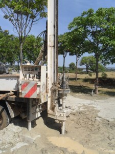 The Water Project : drilling-lwanda-k-school-9