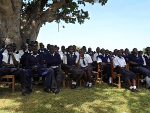 The Water Project : lwanda-k-sec-school-community-education-2