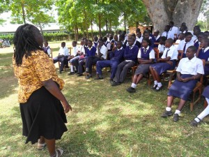 The Water Project : lwanda-k-community-education-2