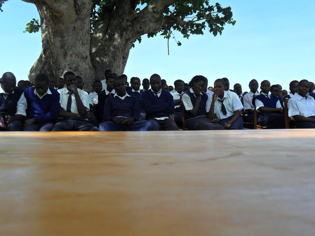 The Water Project : lwanda-k-school-community-education-2-3