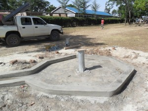 The Water Project : constructed-pad-lwanda-k-sec-school