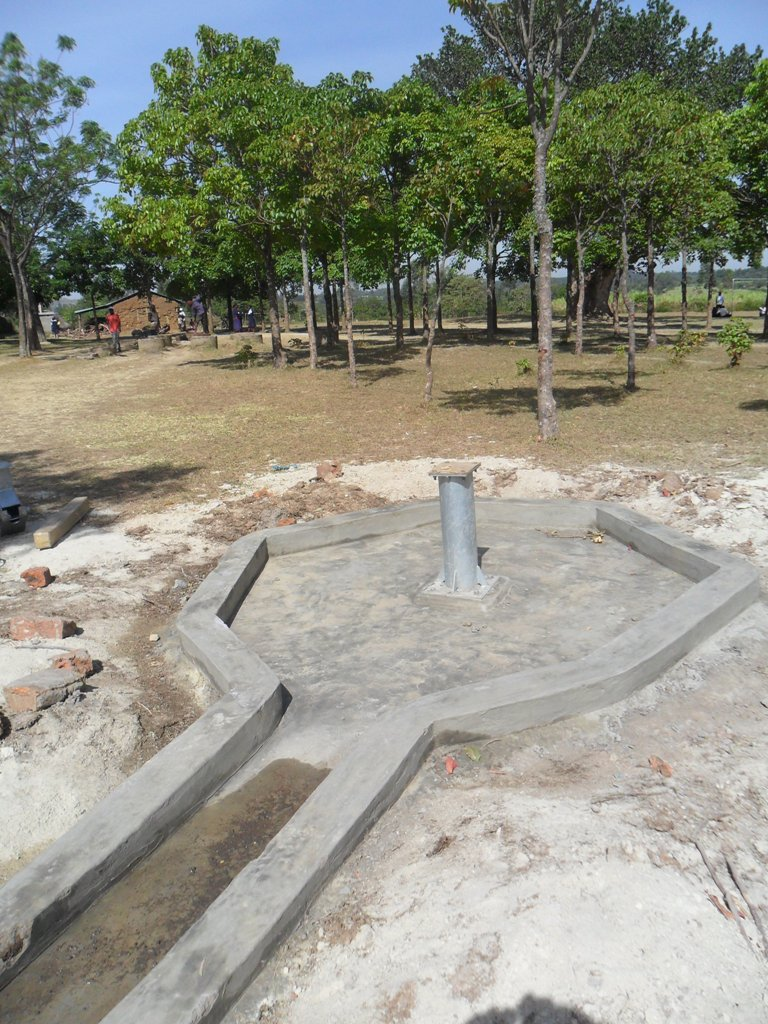 The Water Project : constructed-pad-lwanda-k-sec-school-1-2