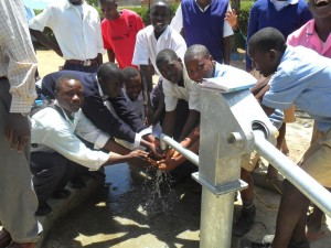 The Water Project : happy-students-lwanda-k-secondary