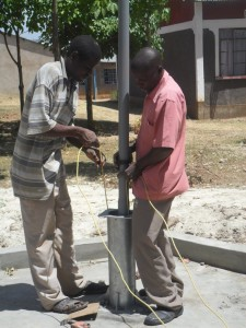 The Water Project : pump-installation-lwanda-k-sec-school