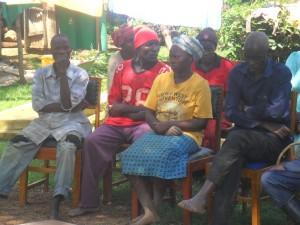 The Water Project : community-education-wazee-hukumbuka-3