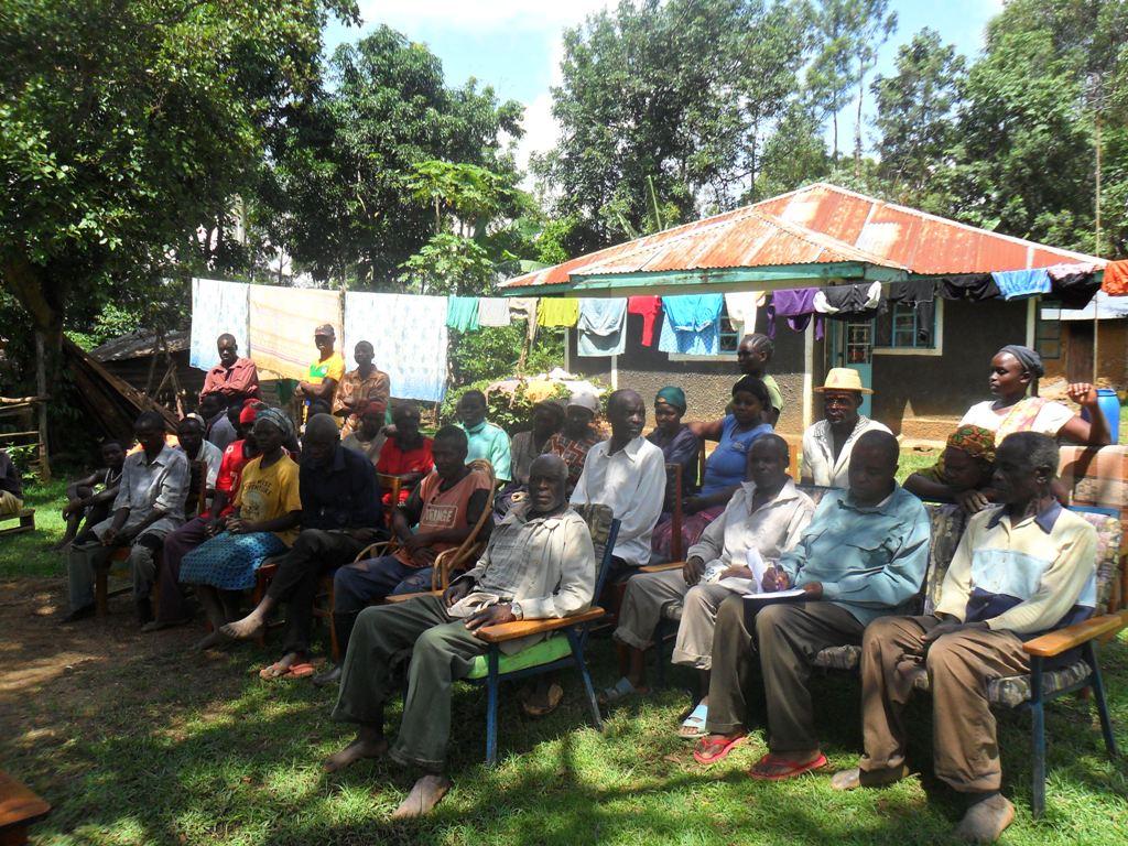 The Water Project : community-education-wazee-hukumbuka-4-2