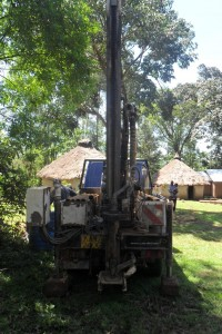 The Water Project : drilling-wazee-hukumbuka-self-help-group-001