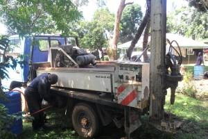 The Water Project : drilling-wazee-hukumbuka-self-help-group-002