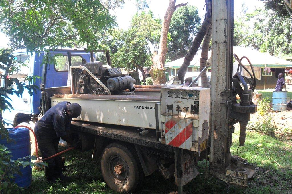 The Water Project : drilling-wazee-hukumbuka-self-help-group-002-2