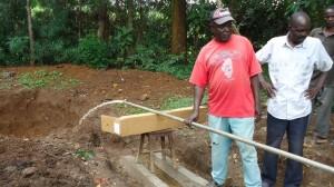 The Water Project : test-pumping-wazee-hukumbuka-2