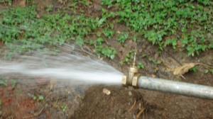 The Water Project : test-pumping-wazee-hukumbuka-001