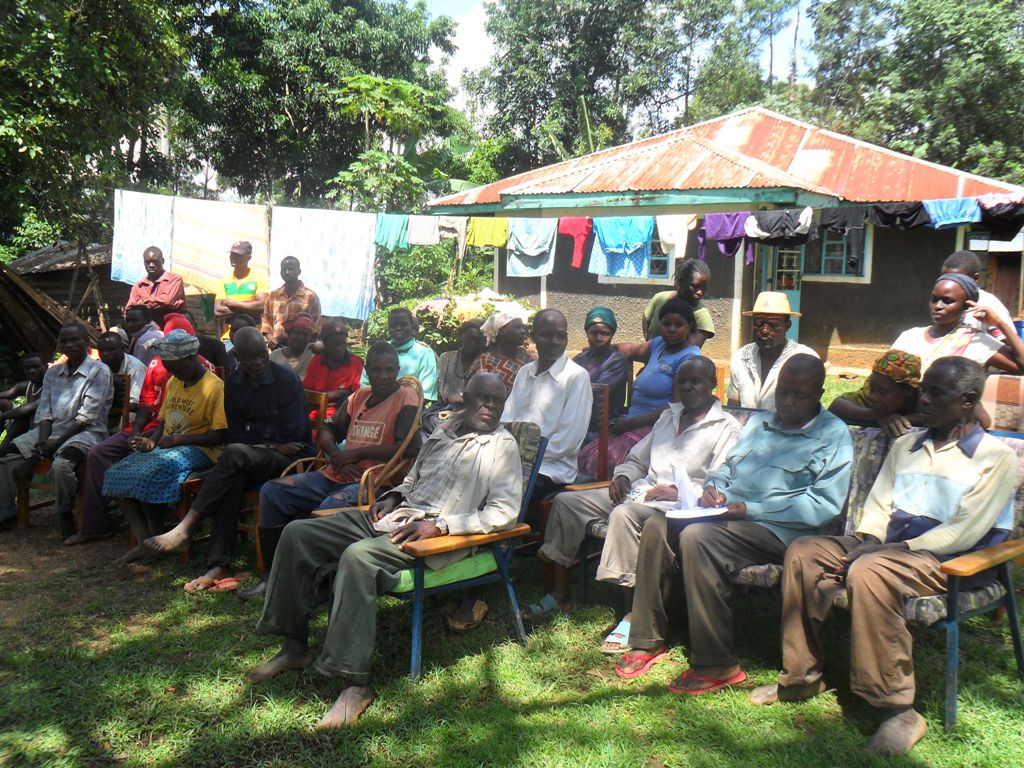 The Water Project : wazee-hukumbuka-community-education-2