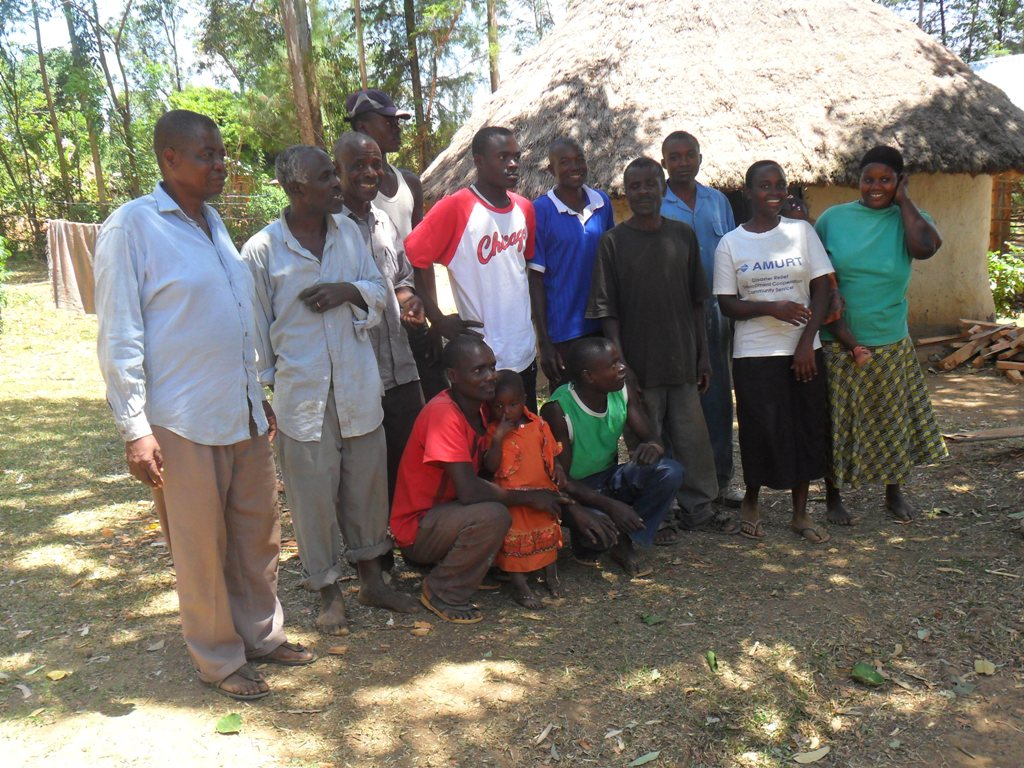 The Water Project : wazee-hukumbuka-self-help-group-001-3