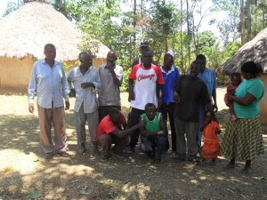 The Water Project : wazee-hukumbuka-self-help-group