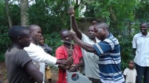 The Water Project : pump-installation-wazee-hukumbuka-003