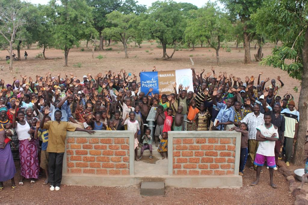 Photo of Nakar Village, Burkina Faso