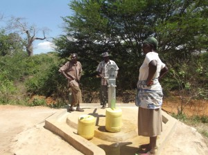 The Water Project : completed-kakai-shallow-well-11