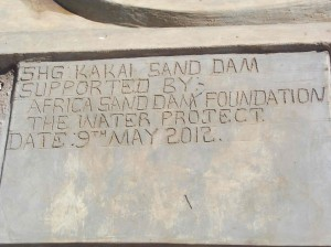 The Water Project : completed-kakai-shallow-well-16
