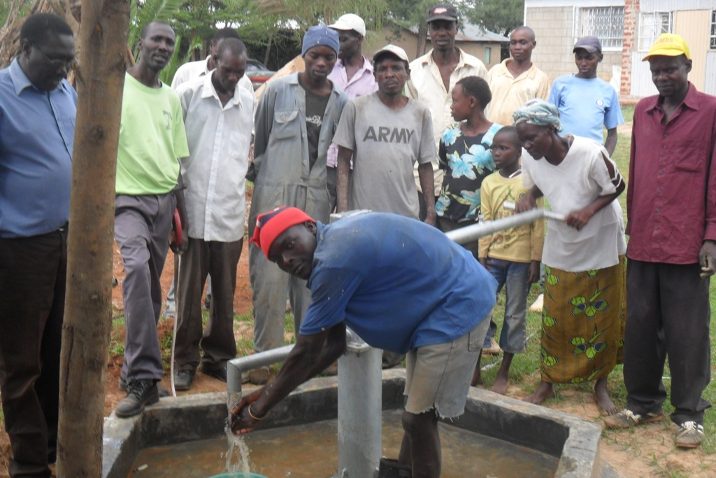 The Water Project : handing-over-chemoset-community-2