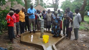 The Water Project : wazee-hukumbuka-handing-over