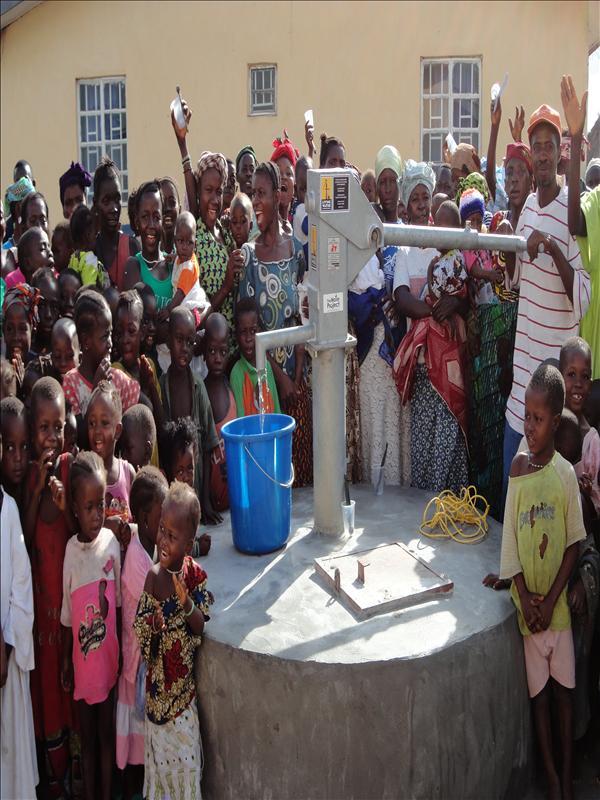 Photo of Maforay Village Health Post Well Rehabilitation