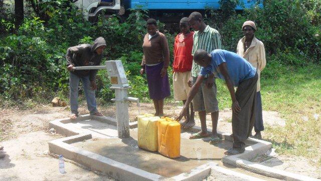 Photo of Karambo II Water Project
