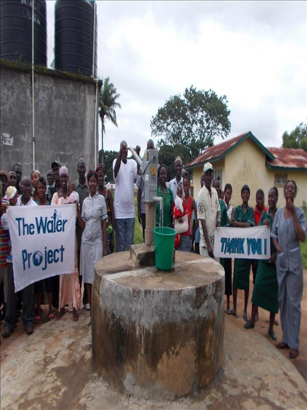 Photo of Lungi Government Hospital Well Rehabilitation