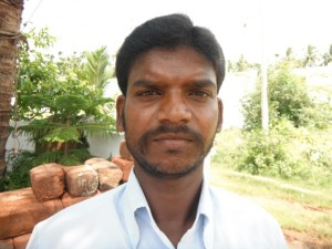The Water Project : india828_caretaker