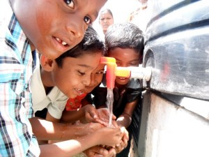 The Water Project : india828_clean-water