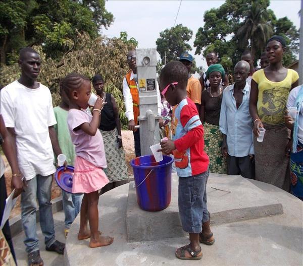 Photo of Kambia, 6 Bangura Street Well Rehabilitation