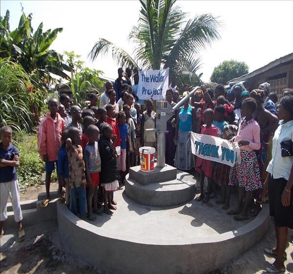 Photo of Tintafor, Gboro, 3 Ahmed Drive Well Rehabilitation