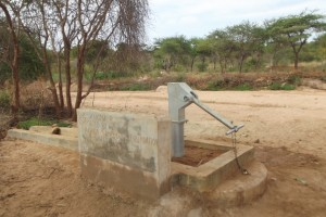 The Water Project : kenya4032-shallow-well_july-2013-1