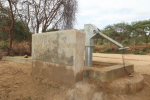 The Water Project : kenya4032-shallow-well_july-2013-2