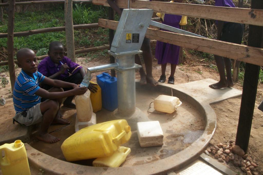 Photo of Nyabushozi WPA I