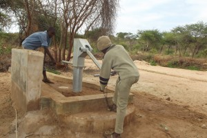 The Water Project : kenya4032-shallow-well_july-2013-5-2