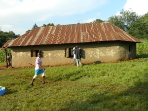 The Water Project : kenya4160-church