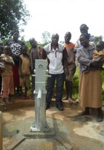 The Water Project : kenya4135-angurai-kolait-borehole-1